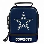 Dallas Cowboys Insulated Lunch Box, Use for Hot & Cold Food & Drinks